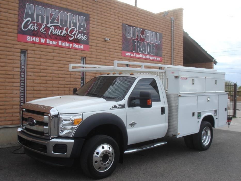 2012 Ford F450  Utility Truck - Service Truck