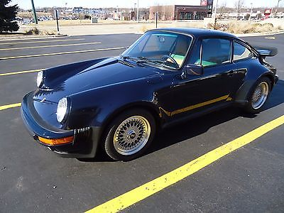 1988 Porsche 911 930 1988 Porsche 911/930 Turbo