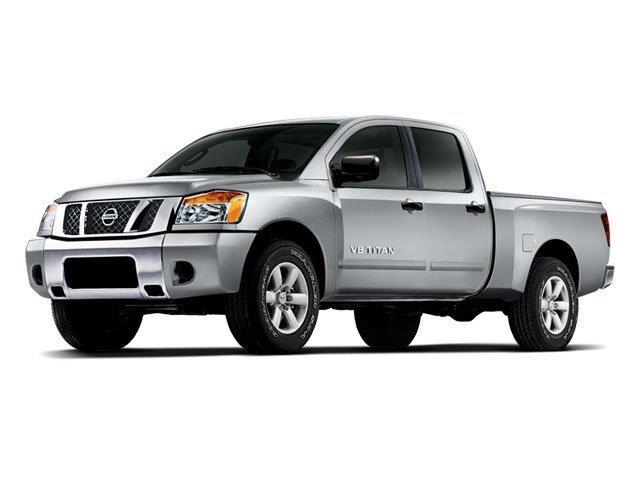 2009 Nissan Titan SE