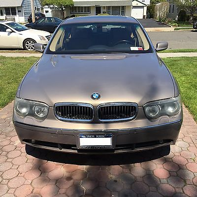 2003 BMW 7-Series BMW 760Li 2003 BMW 7-Series 760LI V12 - Must Read! Incredible Vehicle