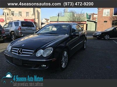 2009 Mercedes-Benz CLK-Class Base Coupe 2-Door 2009 Mercedes-Benz CLK350 Base Coupe 2-Door 3.5L