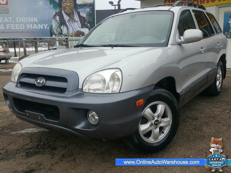 2005 *Hyundai* *Santa Fe* GLS AUTO 2.7L NO RUST PERFECT RUNNER WE FINANCE