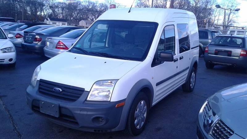 2011 Ford Transit Connect Cargo Van XL 4dr Mini w/Side and Rear Glass