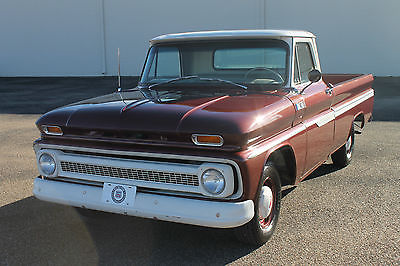 1965 Chevrolet C-10 Standard 1965 Chevrolet C-10 ( 1 owner with 6 miles )