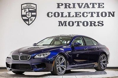2014 BMW M6 2014 BMW M6 Gran Coupe Pristine Low Miles 1 Owner Clean Carfax Highly Optioned