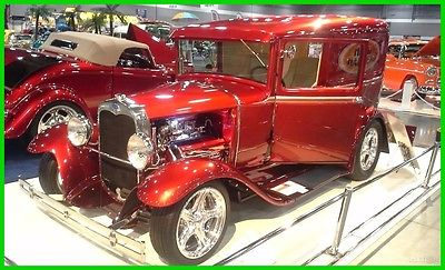 1930 Ford Delivery Deluxe Sedan 1930 Ford Delivery Deluxe Sedan All Steel 392 Hemi Auto