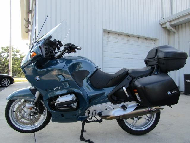 2002  BMW  R 1150 RT ABS