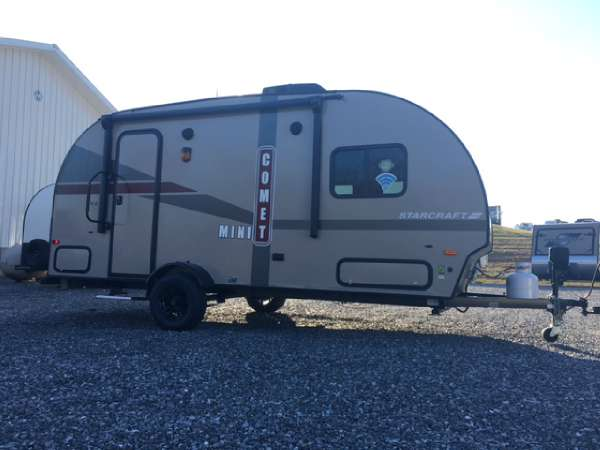 2017 Starcraft RVs COMET MINI 18DS