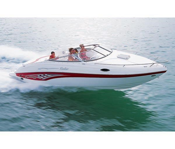 2004 Rinker 232 Captiva Cuddy