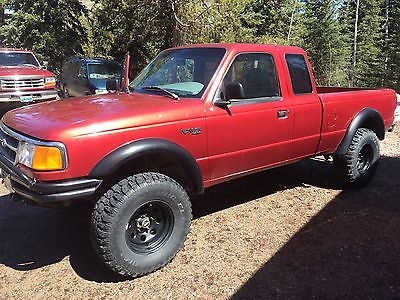 1997 Ford Ranger XLT Extended Cab Pickup 2-Door 1997 Ford Ranger XLT Xtra Cab 4.0L MODIFIED