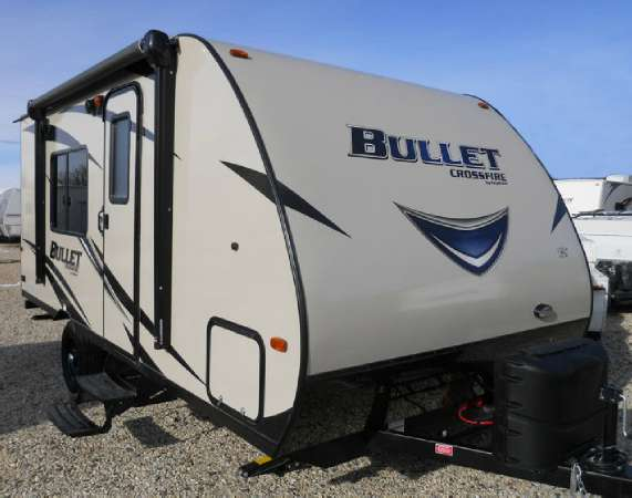 2017  Bullet RV  Crossfire 1800RB