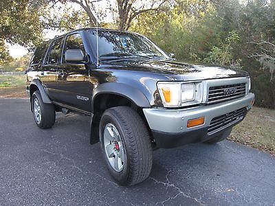 toyota 4runner hilux surf 22re 4 cylinders 4x4 5 speed manual rh smartmotorguide com 1997 toyota 4runner manual transmission for sale manual transmission toyota 4runner for sale