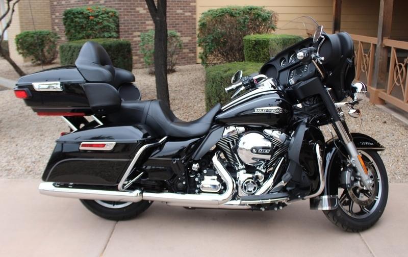 Harley davidson electra glide motorcycles for sale in for Honda chandler az