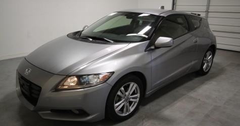 2012 Honda CR-Z Base CVT/59K Miles/Hybrid/Carfax Certified!!!