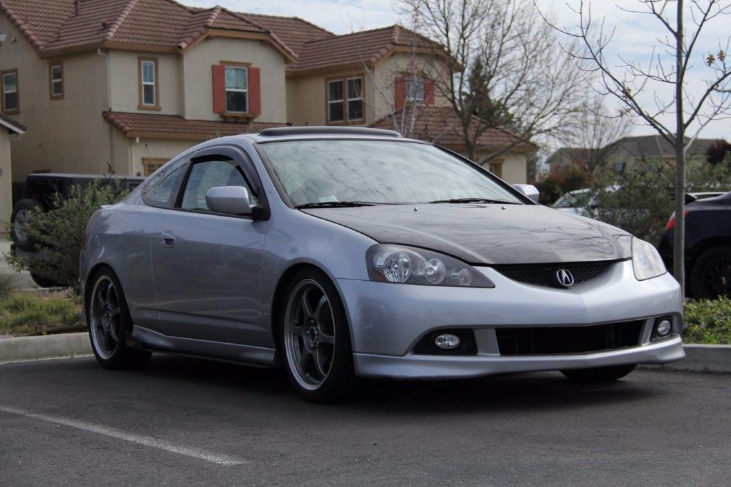 2005 Acura RSX used car, but in mint condition