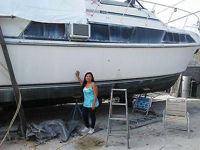 1988 Carver Boats 3697 Mariner