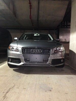 2011 Audi A4  Inmaculate dark grey Audi A4 (less than 10.000 miles)