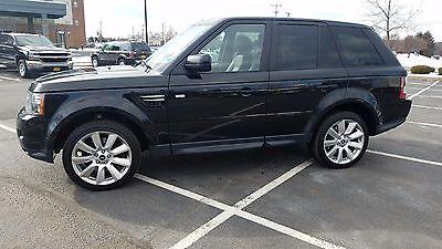 2013 Land Rover Range Rover HSE Range Rover Sport HSE