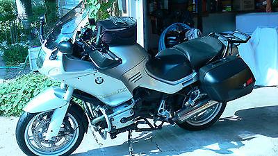 2004 BMW R-Series  2004 R1150 RS