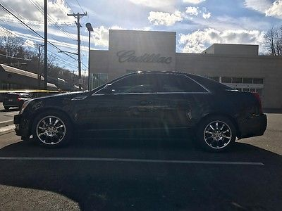 2012 Cadillac CTS Performance 2012 Cadillac CTS 3.6L Performance AWD