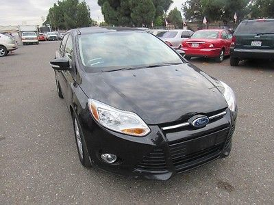 2012 Ford Focus 2012 Ford Focus SE Hatchback