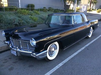1956 Lincoln Mark Series ebay motors cars & Trucks 1956 Lincoln Continental Mark II Sport Coupe