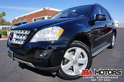 2011 Mercedes-Benz M-Class 2011 ML350 ML Class 350 SUV - ONLY 50k Miles! 11 ML350 ML Class 350 Clean CarFax Low Miles like 07 2008 2009 2010 2012 2013 14