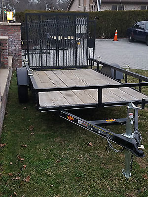 2016 Carry-On 5 x 10 Utility Trailer