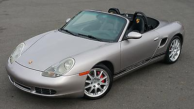 2001 Porsche Boxster S 2001 Porsche Boxster S 89,690 Miles Meridian Metallic Convertible Flat 6 Cylinde