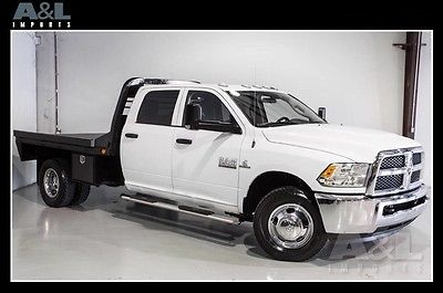 2014 Ram 3500HD Tradesman 2014 Ram 3500HD Tradesman 152,038 Miles Bright White Clearcoat Pickup Truck 6.7L