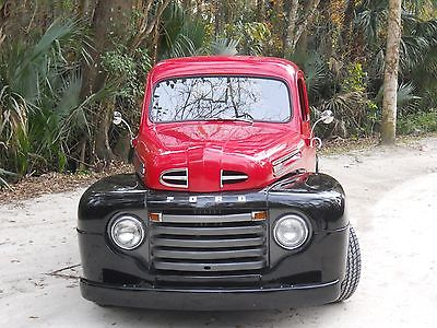 1950 Ford Other Pickups Black 1950 Ford F-1