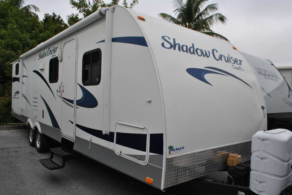 2012 Cruiser Rv Shadow Cruiser RV S-280QBS