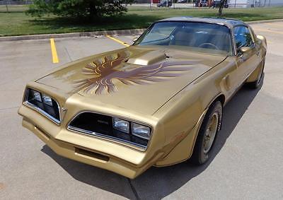 1978 Pontiac Trans Am SPECIAL EDITION Y88 1978 PONTIAC TRANS AM SPECIAL EDITION Y88 LOADED 36,669 MILES LOADED!