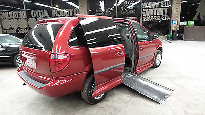 2002 Dodge Grand Caravan  HANDICAP CONVERSION RAMP VAN 2002 DODGE CARAVAN 121K