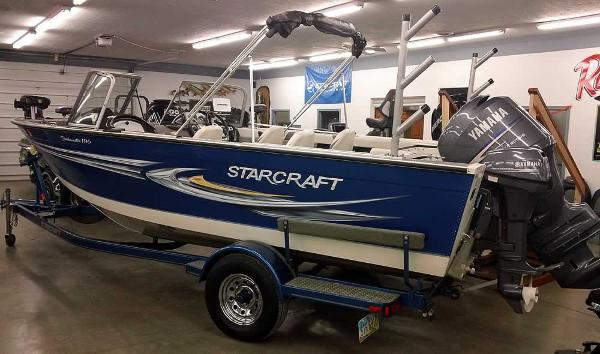 2012 Starcraft Boats 196 FishMaster