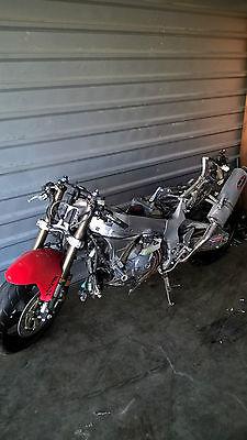 2004 Honda RC51 2004 honda rc 51 sport bike, RC 51, wrecked, 1000cc