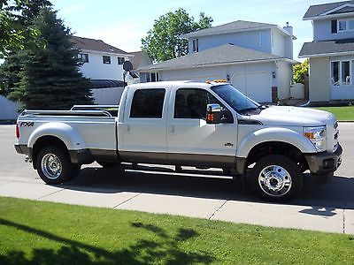 Ford: F-450 King Ranch Lariat 2015 Ford F450