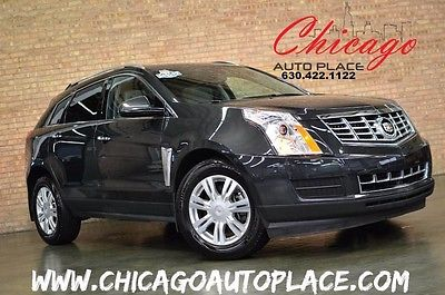 2014 Cadillac SRX Flex Fuel Luxury Collection AWD NAVI BACKUP CAM PANO ONE OWN 2014 Cadillac SRX Flex Fuel Luxury Collection AWD NAVI BACKUP CAM PANO ONE OWN 3