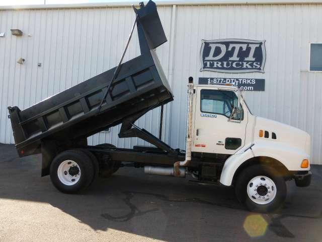 1998 Ford L8000 Louisville  Dump Truck