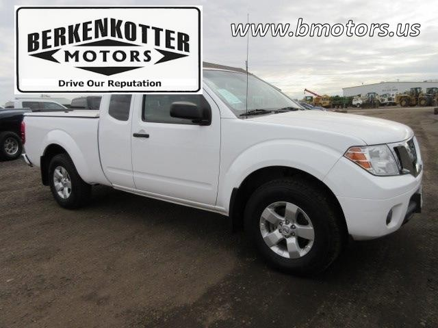 2012 Nissan Frontier SV Extended Cab King Cab