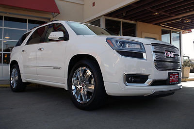 2014 GMC Acadia Denali Sport Utility 4-Door 2014 GMC Acadia Denali, 1-Owner, Navigation, DVD, Dual Moonroofs, More!