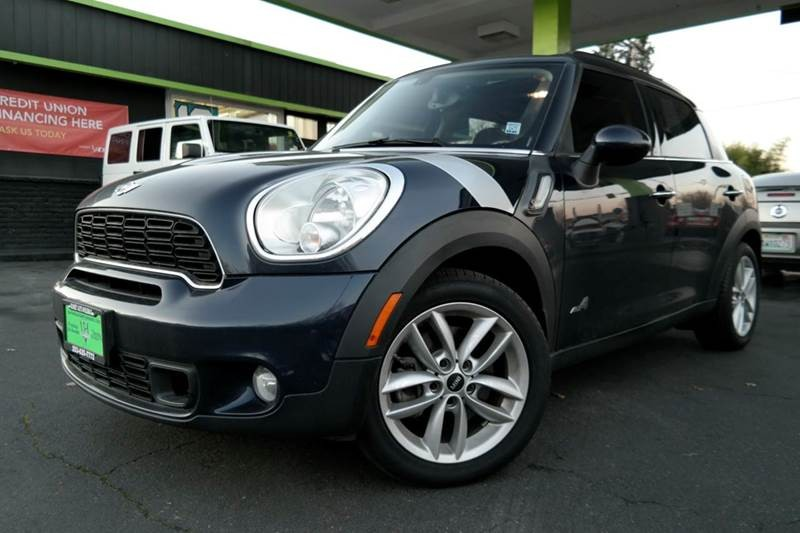 2013 MINI Countryman Cooper S ALL4 AWD 4dr Crossover