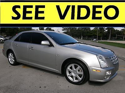 2006 Cadillac STS STS Sedan 2006 Cadillac STS Sedan, SUPER CLEAN, SEE VIDEO, FLORIDA CAR, LIKE NEW