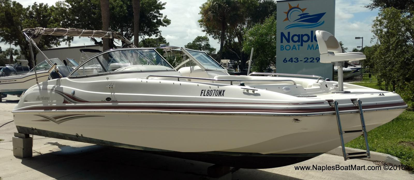 Hurricane 237 Boats For Sale In Florida