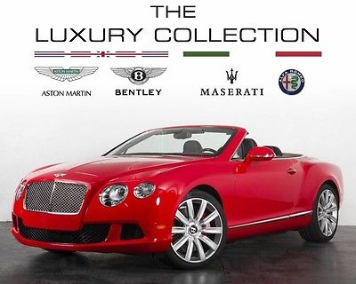 2015 Bentley Continental GT 2015 Bentley