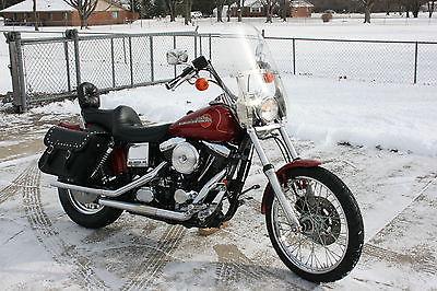 1994 Harley-Davidson Dyna  1994 HARLEY DAVIDSON WIDE GLIDE