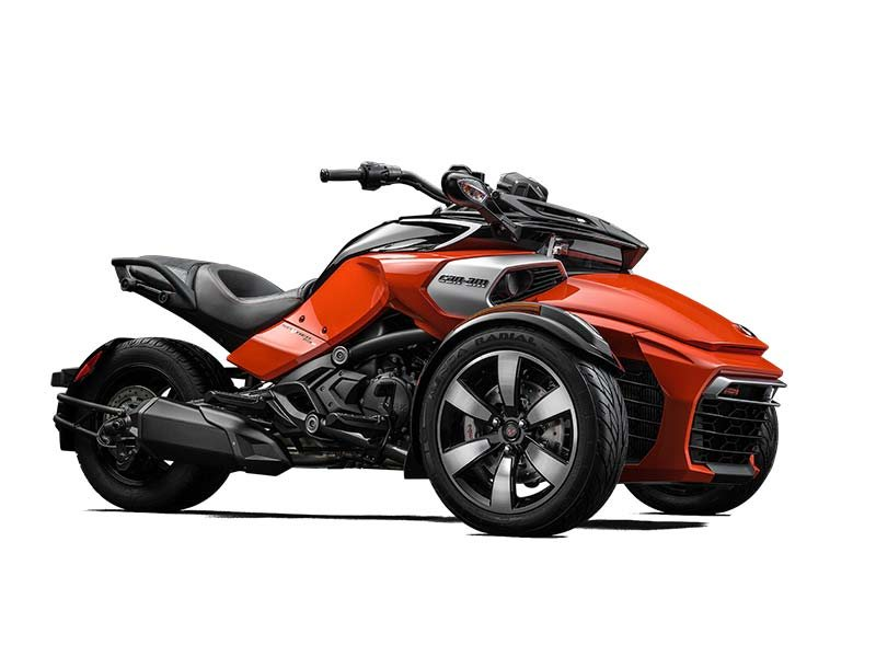 2015  Can-Am  Spyder F3-S SM6