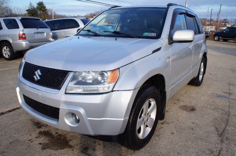 2006 SUZUKI GRAND VITARA SPORT EDITION LOADED w/ONLY 130K MILES