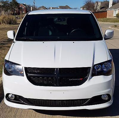 2014 Dodge Grand Caravan SXT 2014 Dodge Grand Caravan SXT 30th Anniversary Edition
