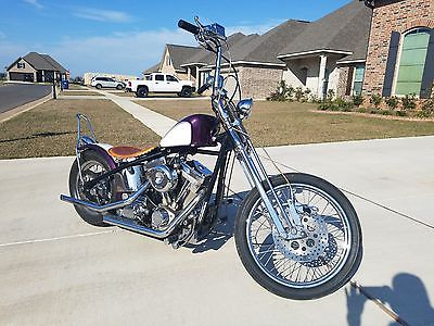 2009 Other Makes Bobber  2009 Voodoo Choppers Custom Bobber